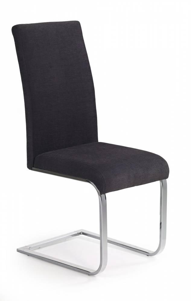 Jedálenská stolička K110 grafitová
