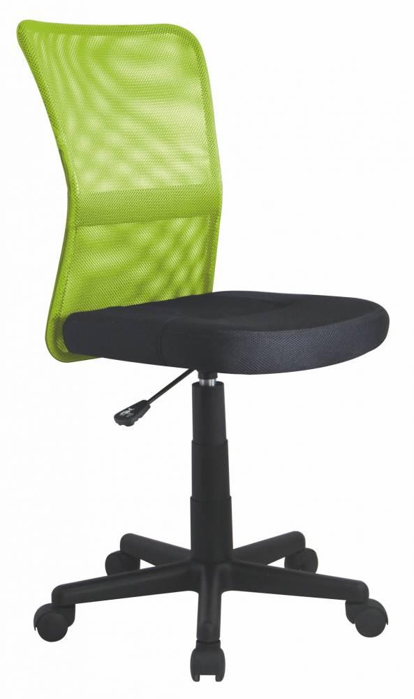 Detská stolička Dingo (zelená + čierna)