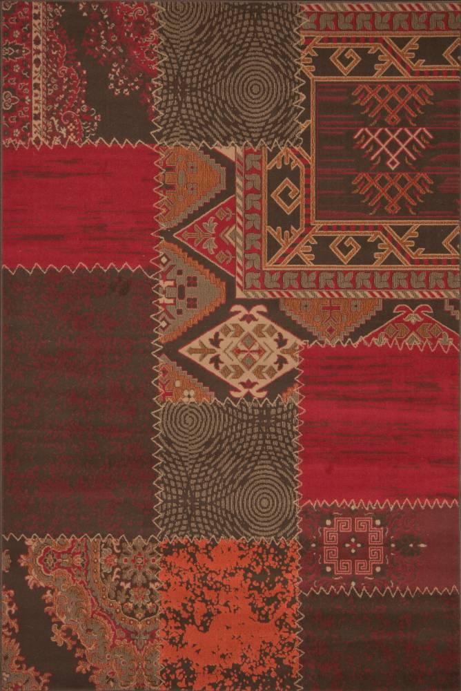 Kusový koberec Contempo 139 Red