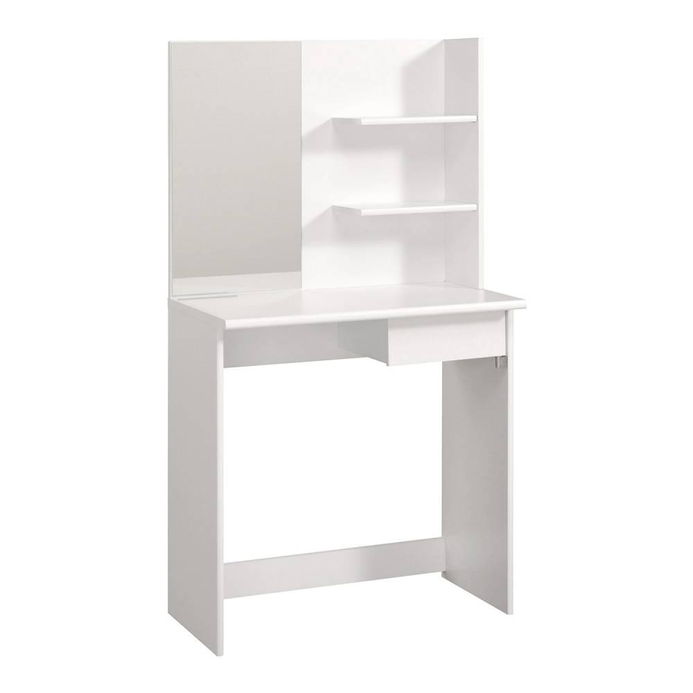 Toaletný stolík PIMPANTE biely