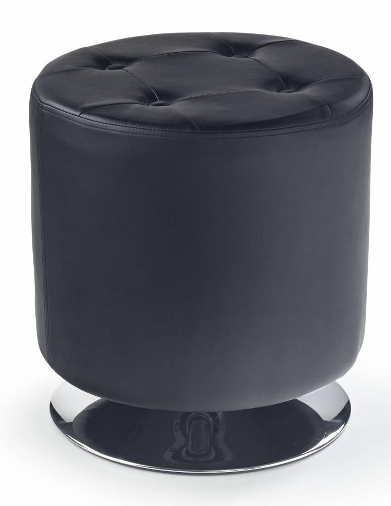 Taburetka DORA čierna
