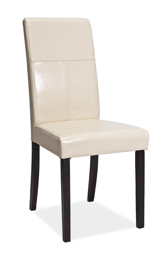 Stolička K-114 krémová