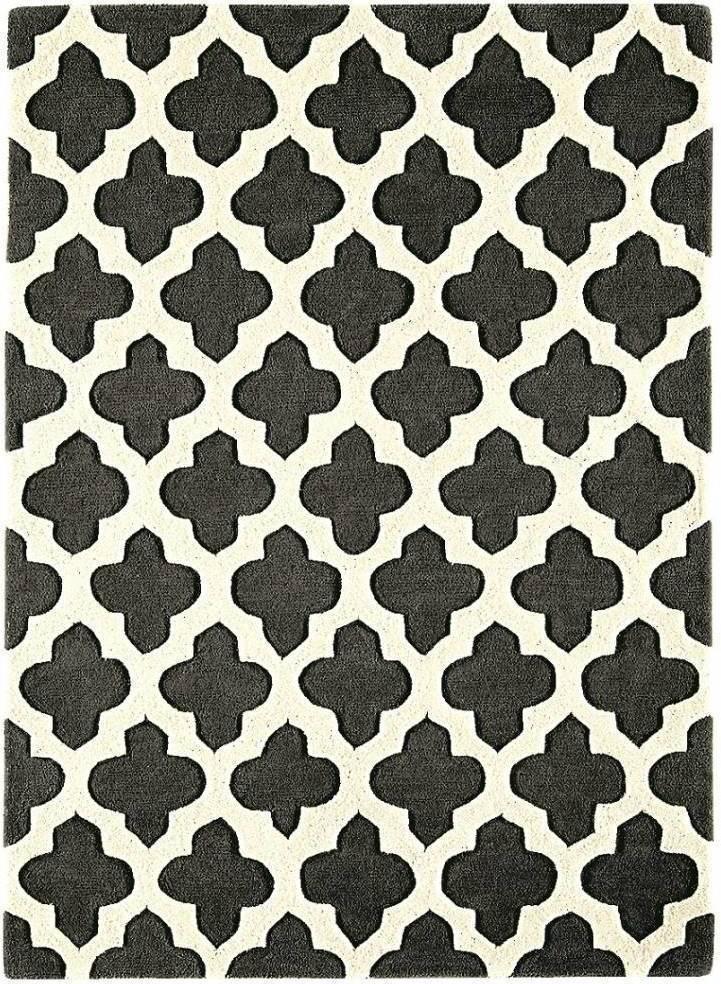 Artisan koberec - tmavošedá 02