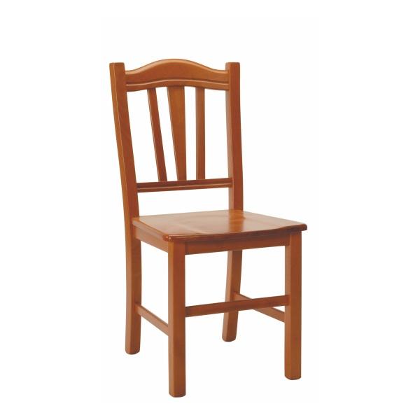 Drevená stolička SILVANA