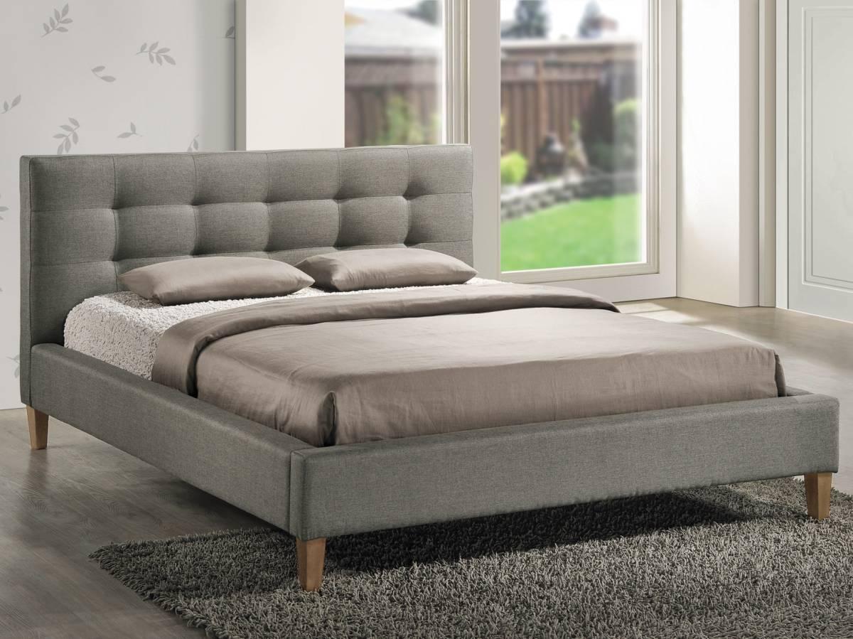 Manželská posteľ 160 cm Texas (s roštom)