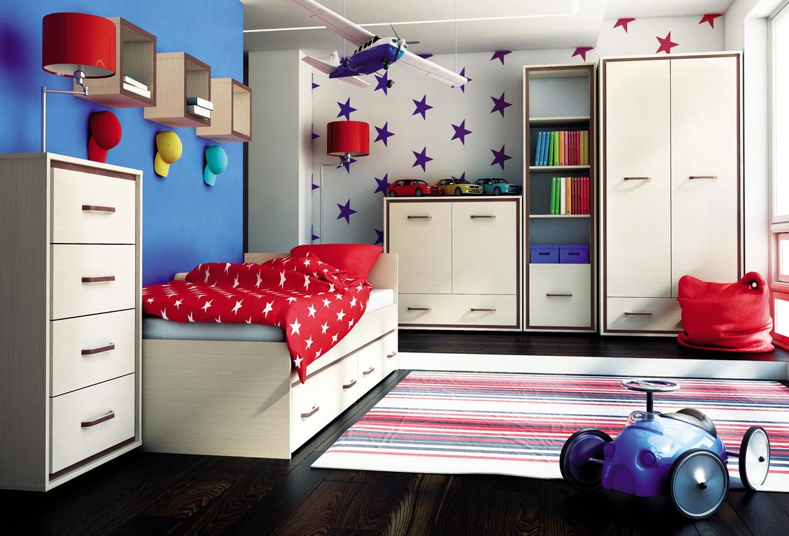 Detská izba BONTI 2