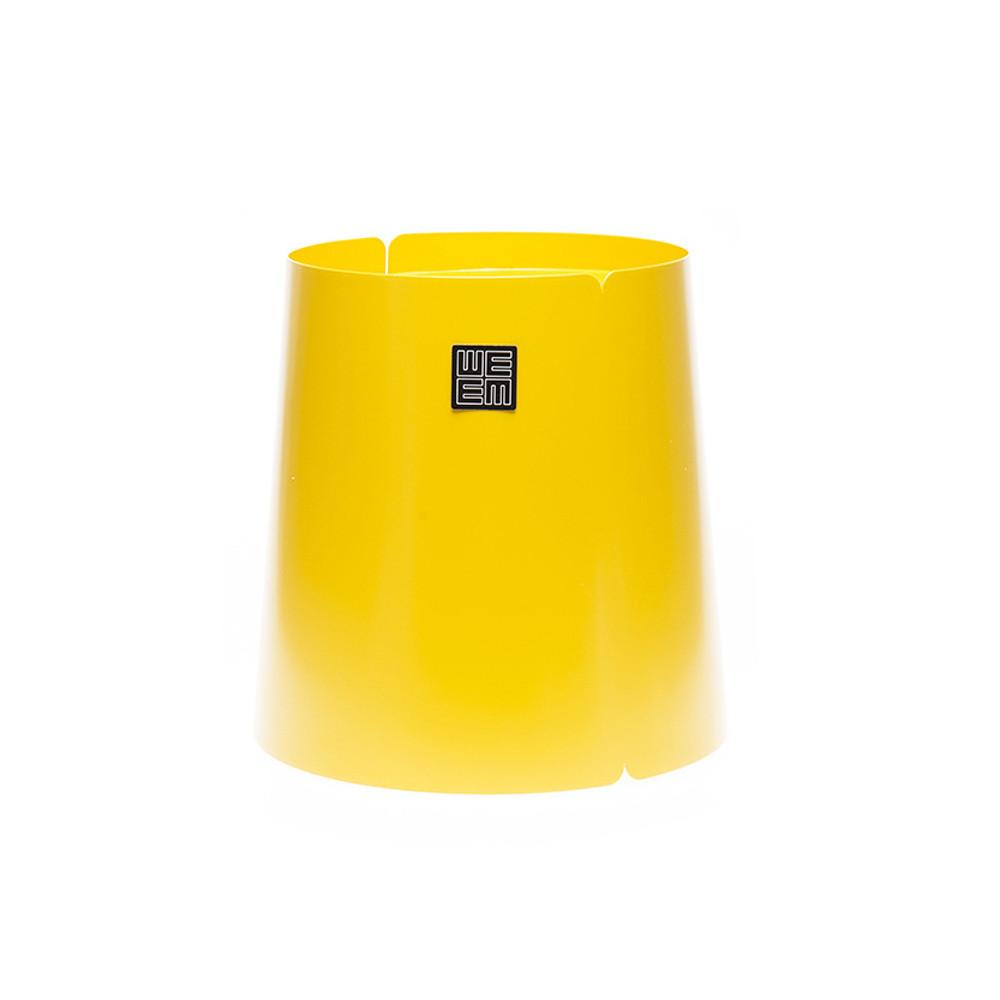 Žltý príručný stolík MEME Design Bobino