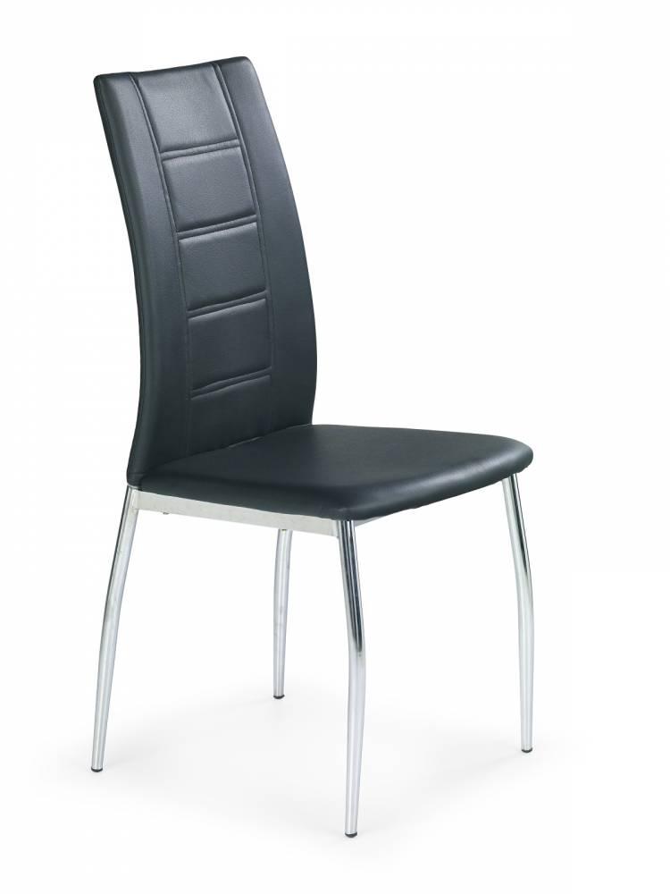 Jedálenská stolička K134 čierna