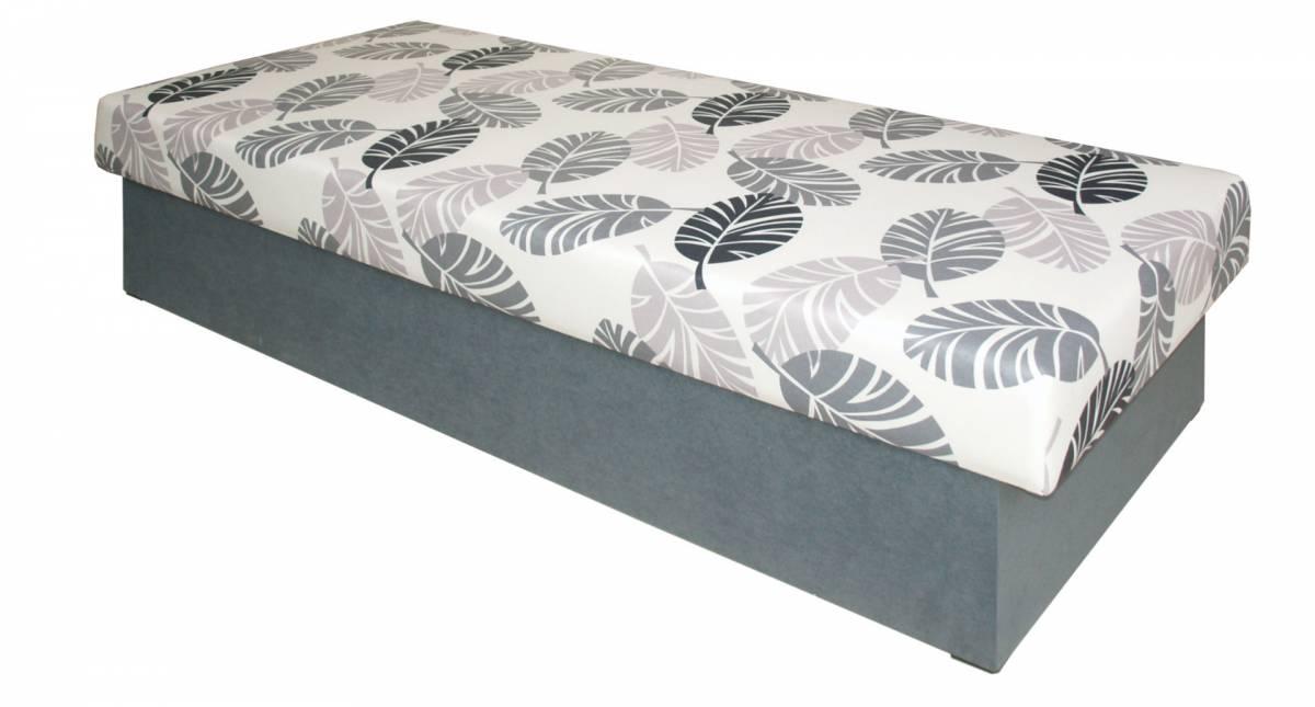 Jednolôžková posteľ (váľanda) 80 cm Decodom Solo (s roštom a matracom) *výpredaj