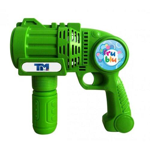 Bublifuk Fru Blu Mega blaster so zásobníkom a náplňou 0,5 l