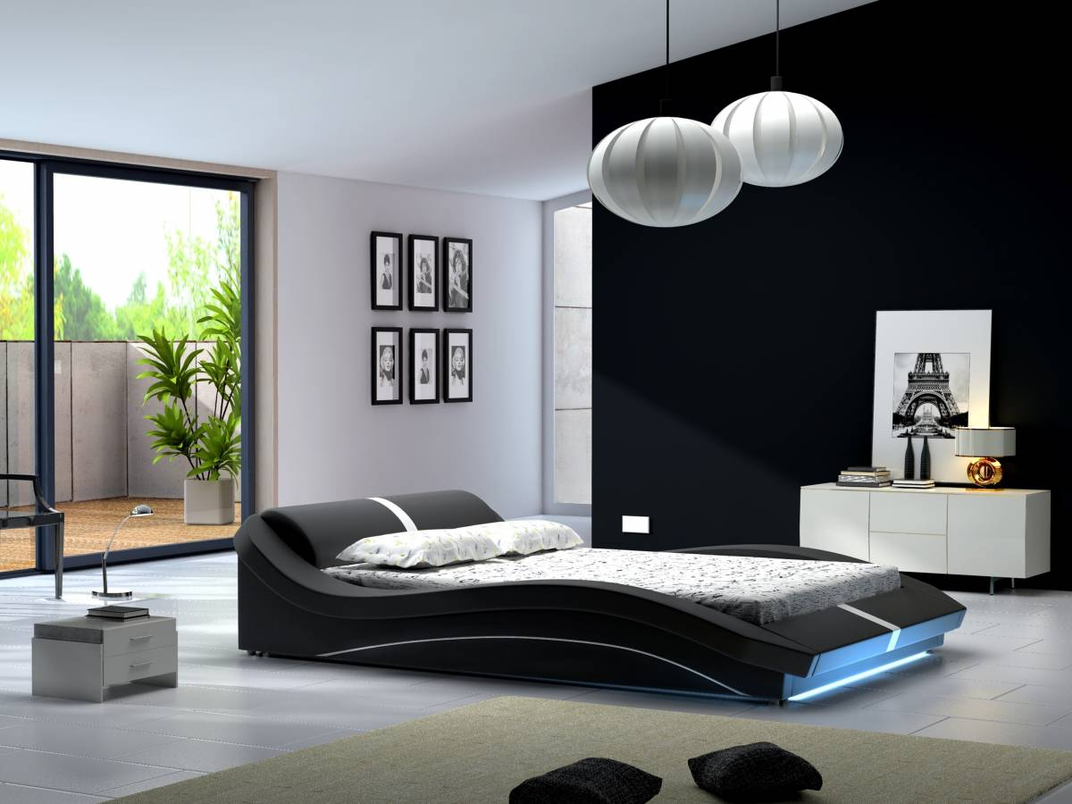 Manželská posteľ 140 cm
