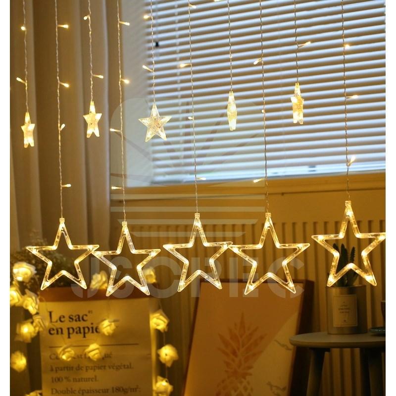 Sharks Vánoční osvětlení Hvězdy