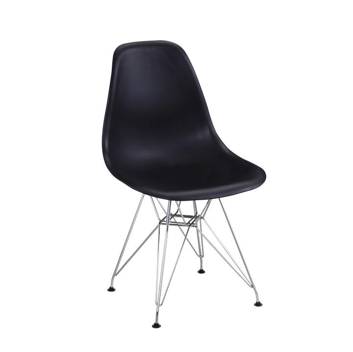 Jedálenská stolička Anisa new (čierna)