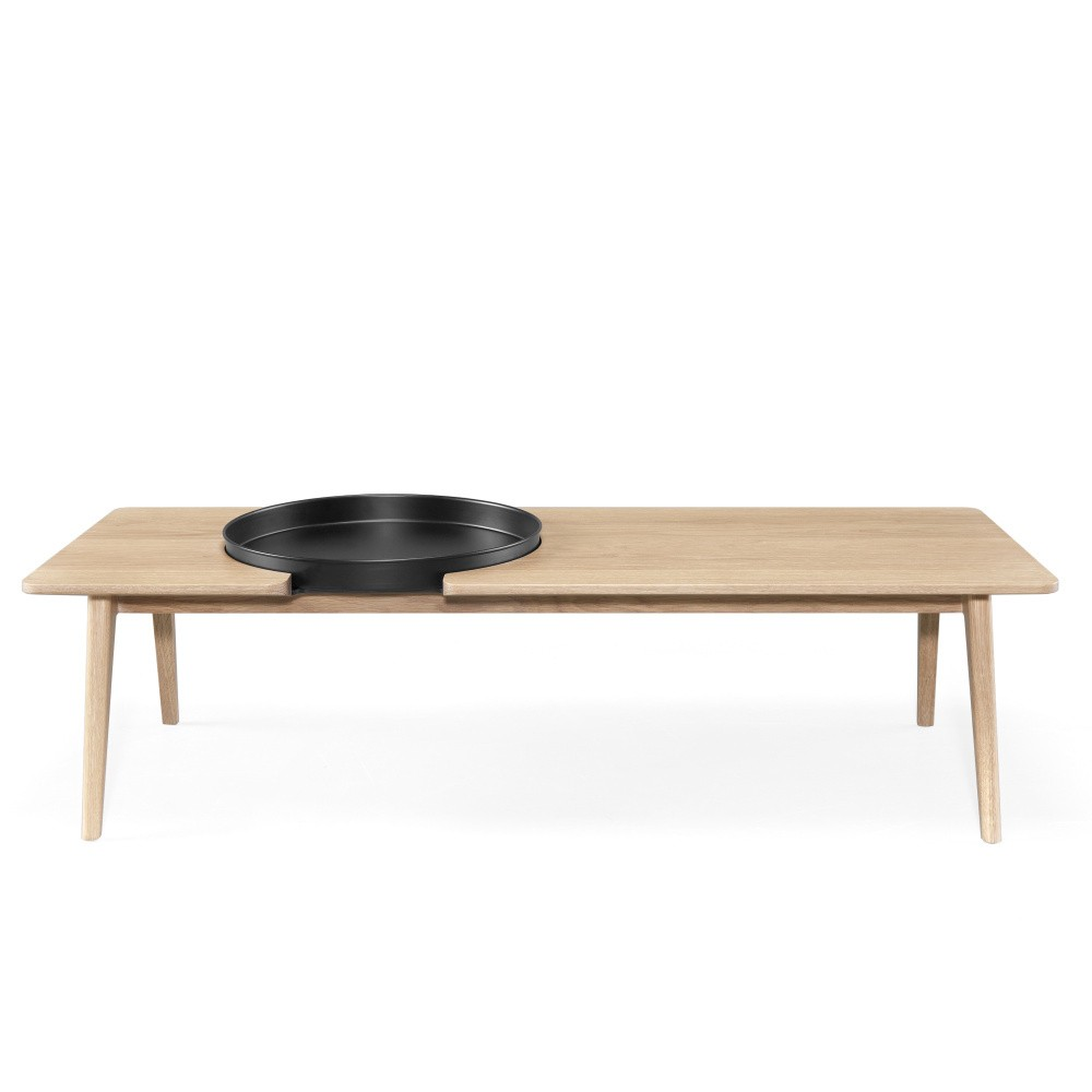 Konferenčný stolík z dubového dreva Wewood - Portugues Joinery Bica