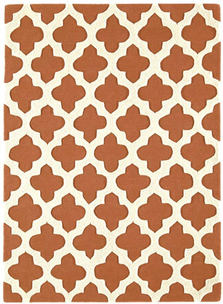 Artisan koberec - terakotová 03