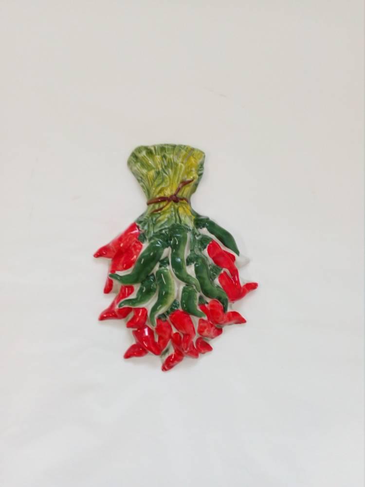 Keramické chilli papričky