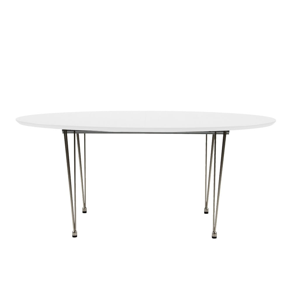 Biely jedálenský stôl Actona Belina