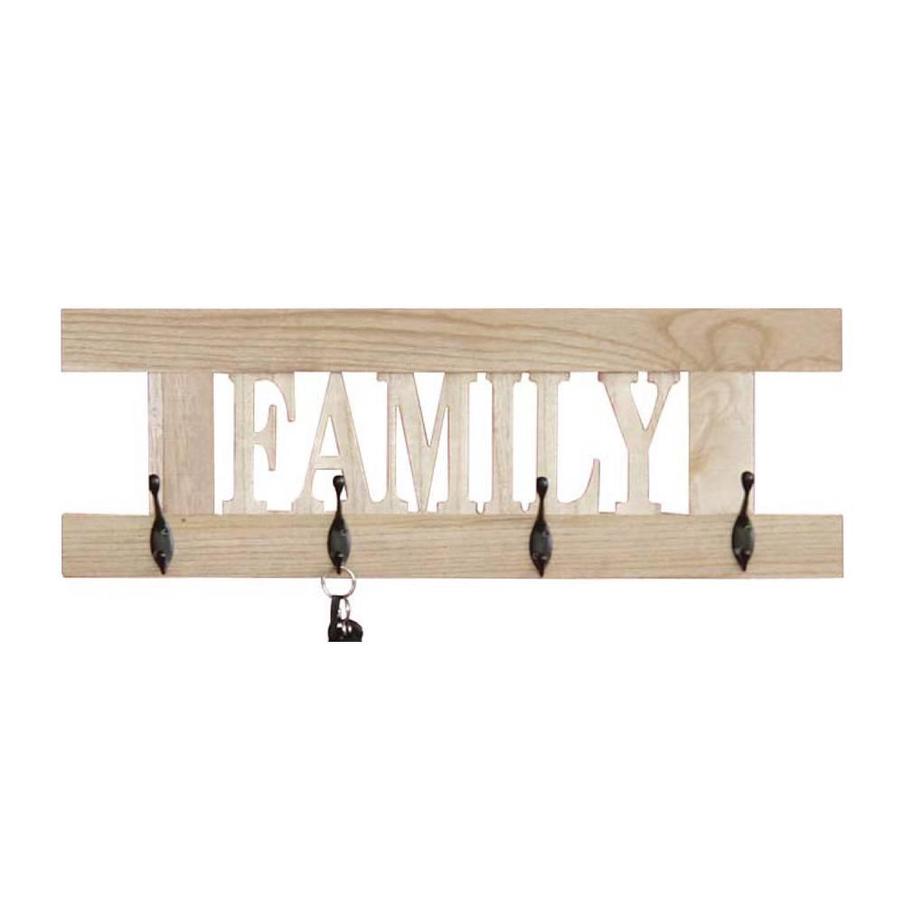 Vešiak FAMILY lak