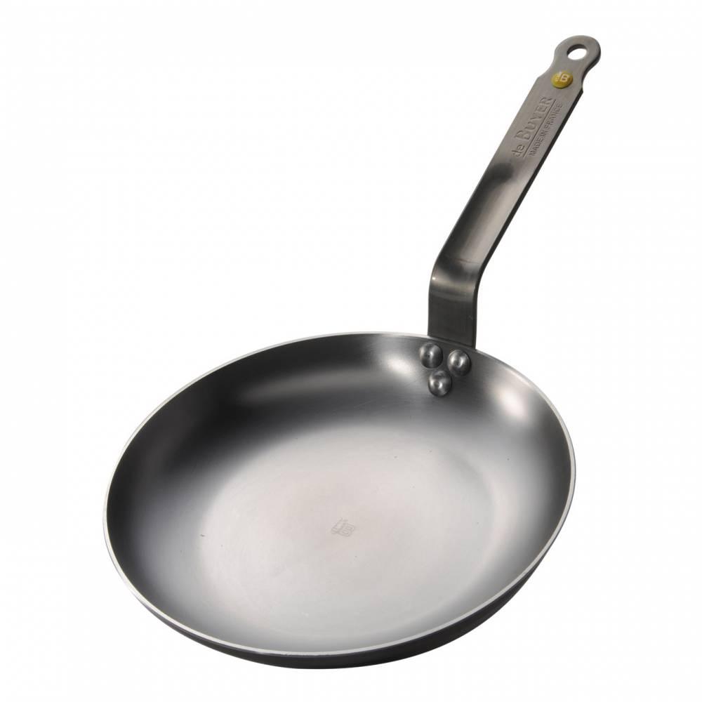 Oceľová panvica na omelety Mineral B Element Ø 24 cm