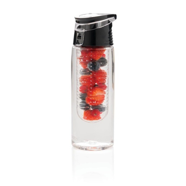 Fľaša so sitkom na ovocie XDDesign Fruity