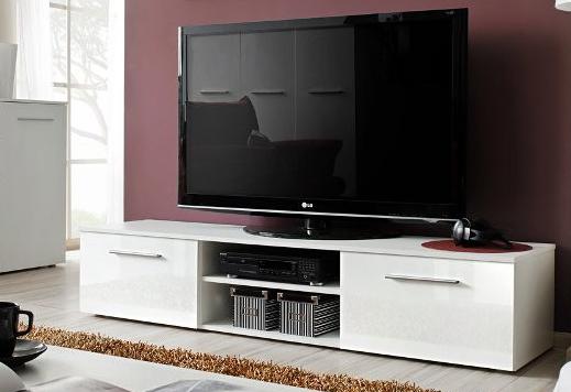 TV stolík/skrinka Bono 23 WWH B2