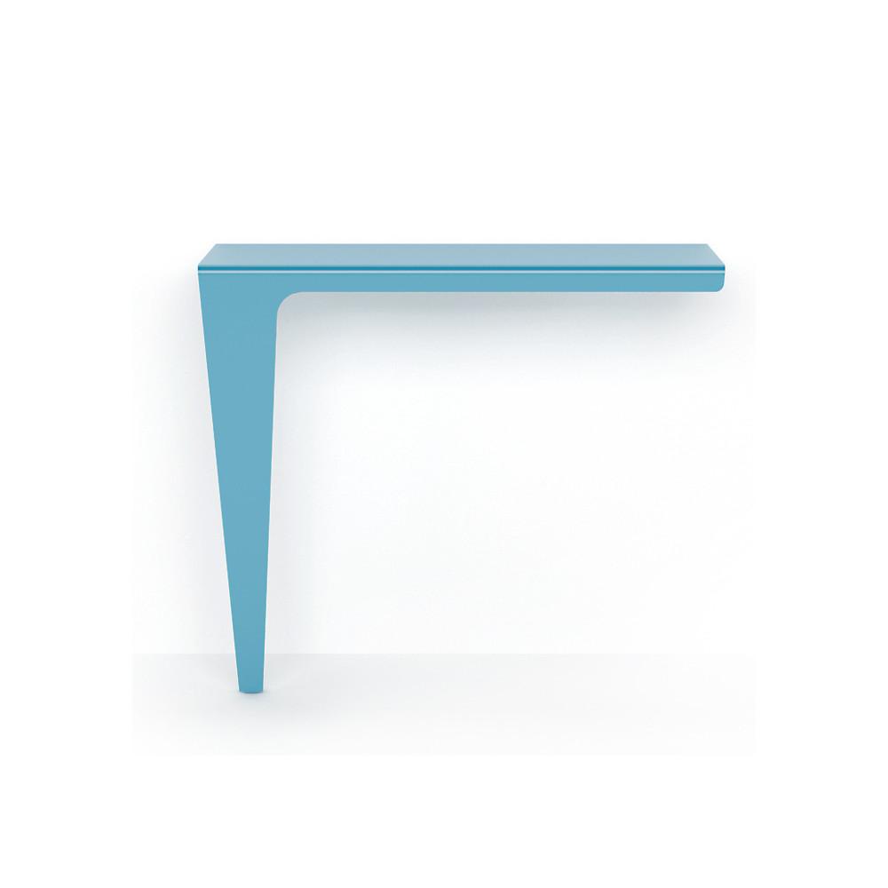 Modrý konzolový stolík MEME Design Lama