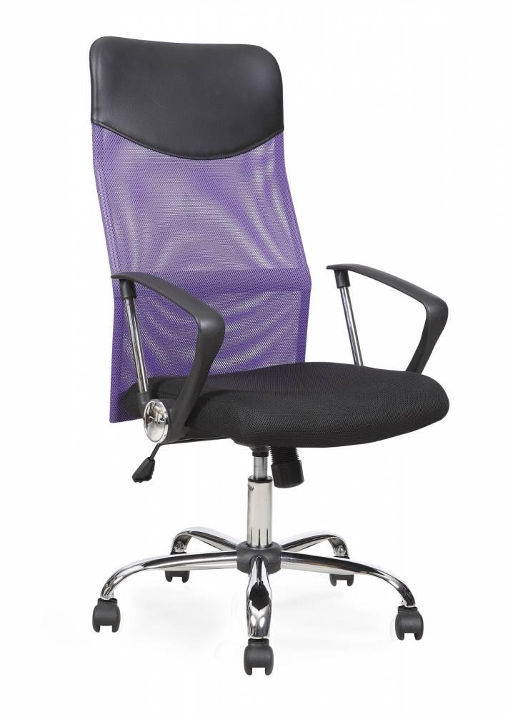 Kancelárska stolička Vire fialová