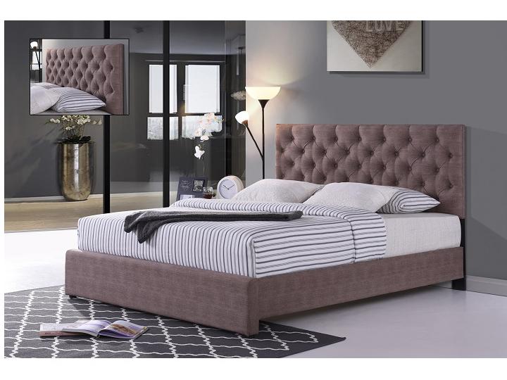 Manželská posteľ 180 cm Clover (s roštom)