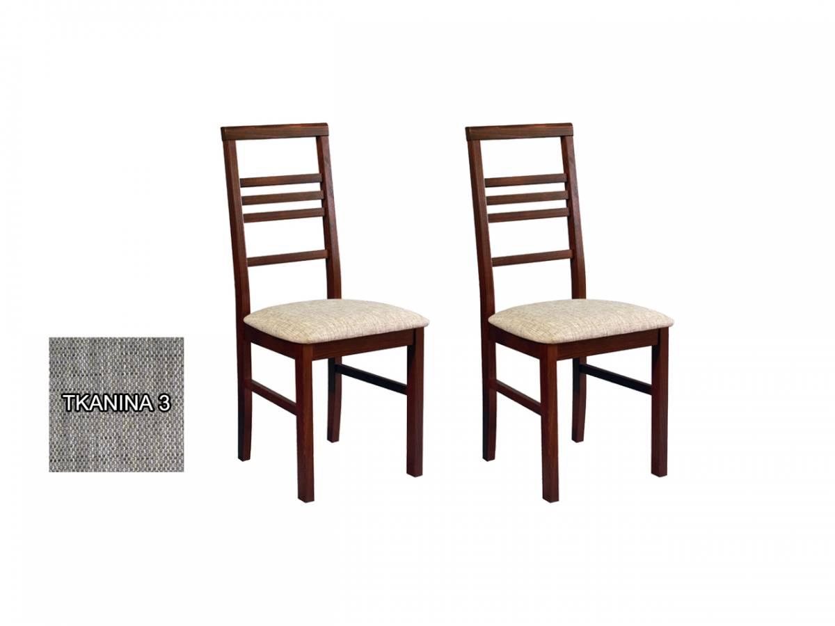 Set 2 ks. jedálenských stoličiek