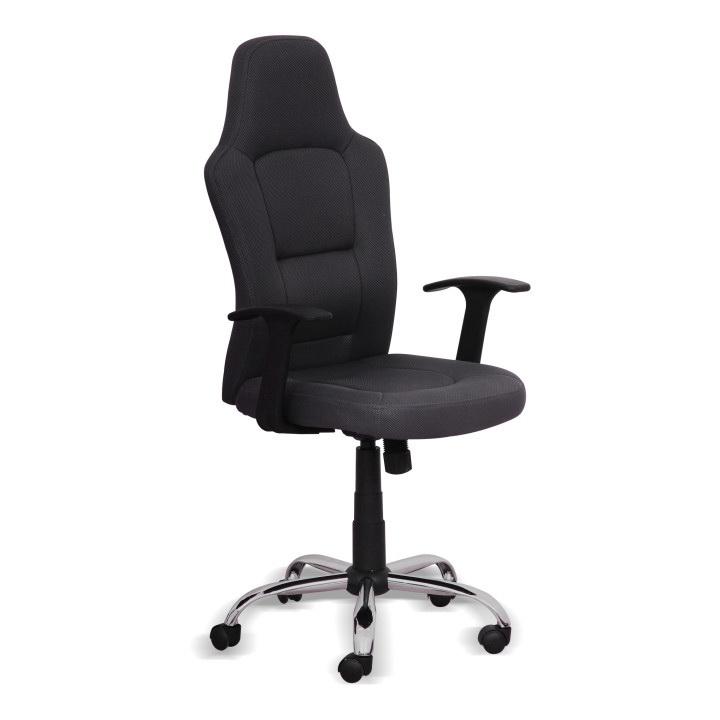 Kancelárska stolička Van sivá