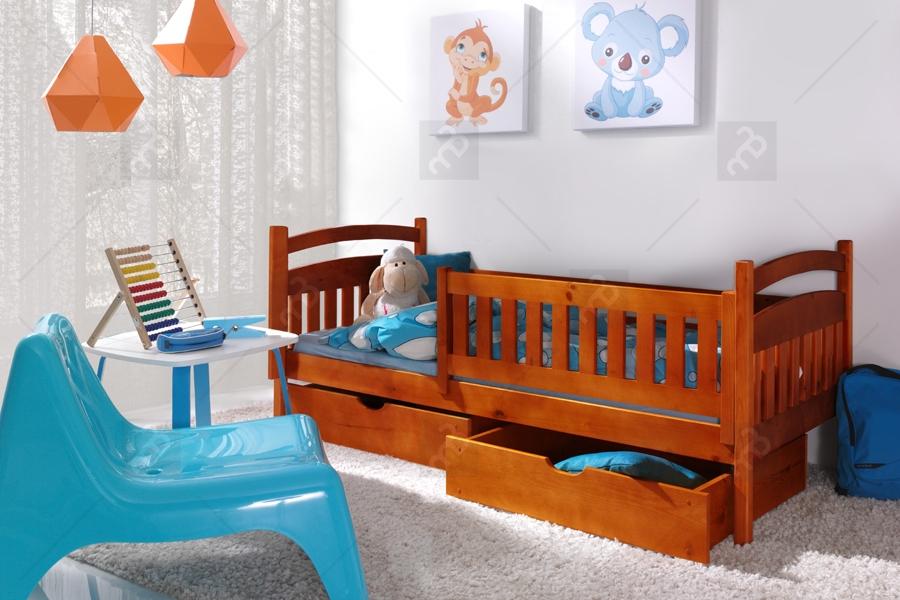 Nabytok-Bogart Jednolôžková posteľ ania 90 x 200