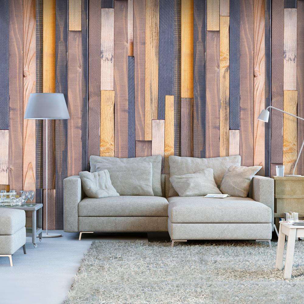 Tapeta v rolke  Bimago Wooden Alliance, 0,5x10 m
