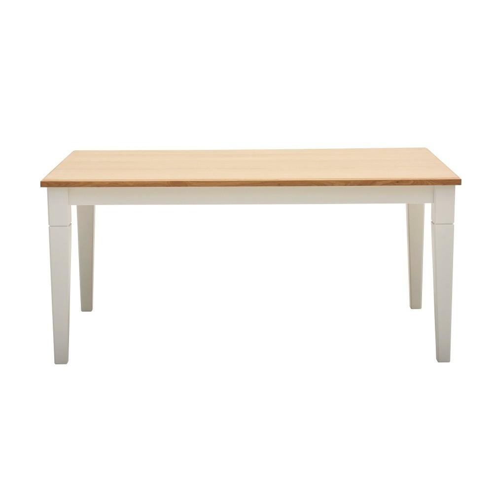Drevený jedálenský stôl Artemob Cristian, dĺžka160 cm