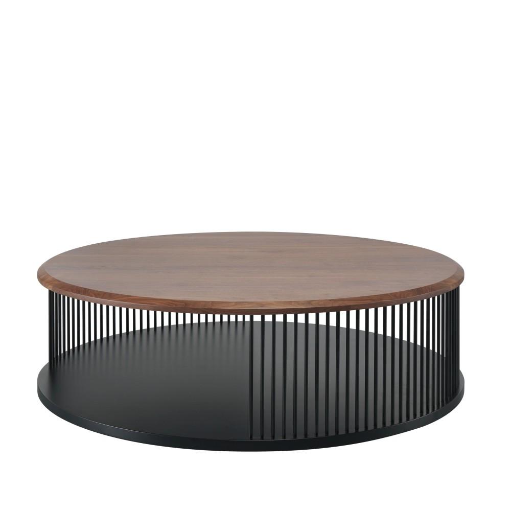 Konferenčný stolík s doskou z orechového dreva Wewood - Portugues Joinery Memória
