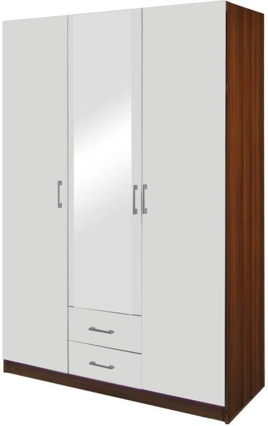 Skriňa ESO  3 dverová 61530 orech / biela