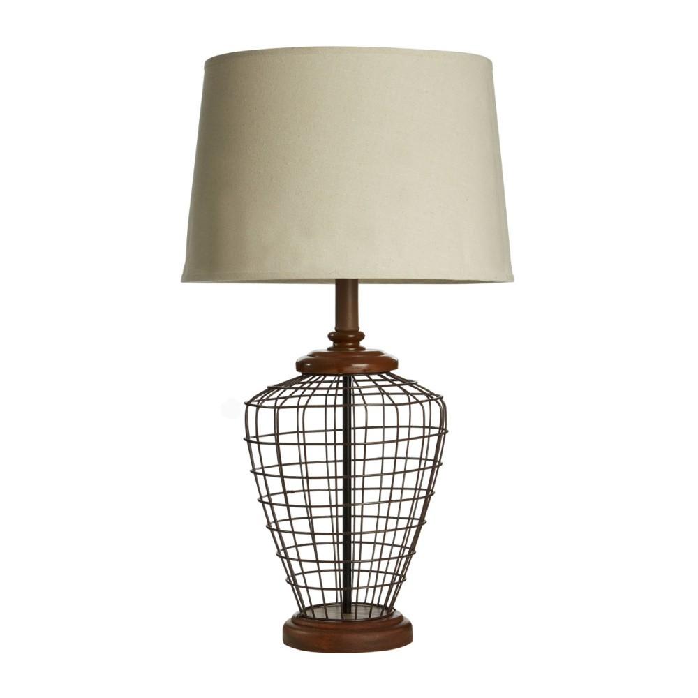 Stolová lampa Premier Housewares Maine