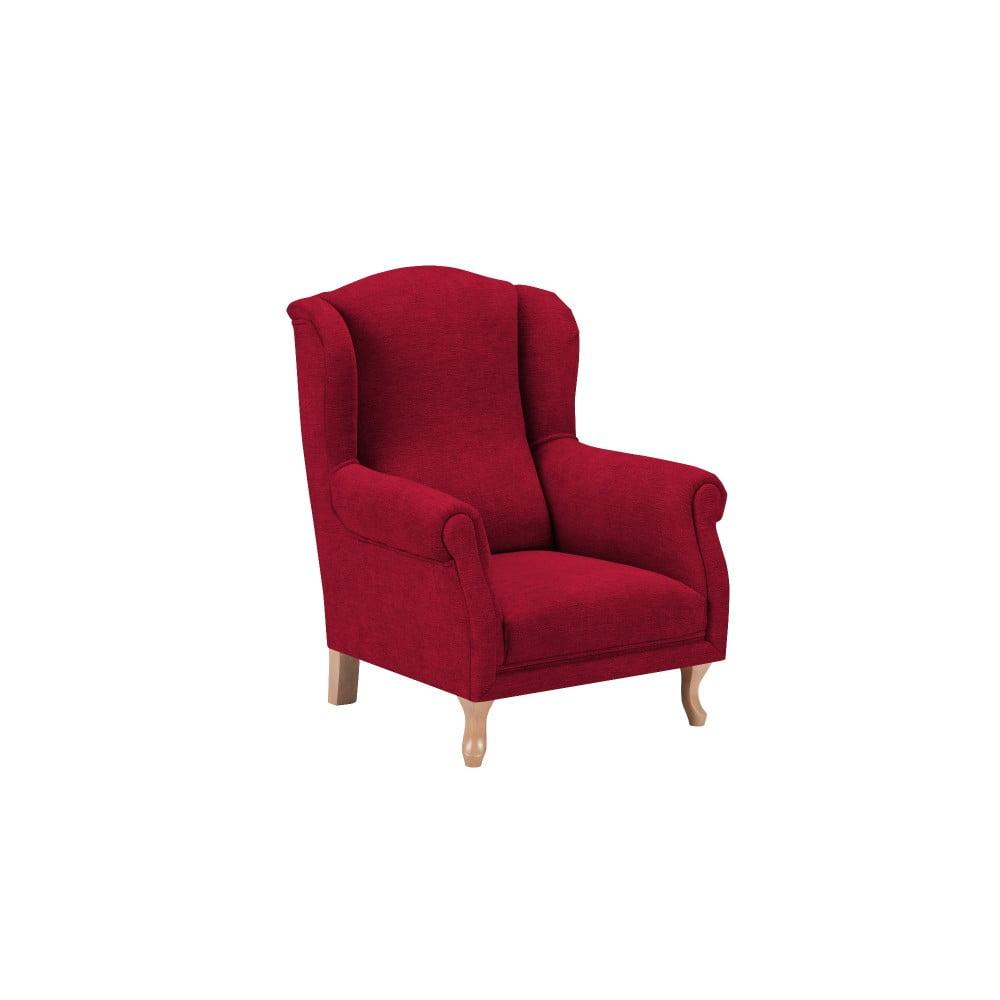 Červené detské kresielko KICOTI Comfort