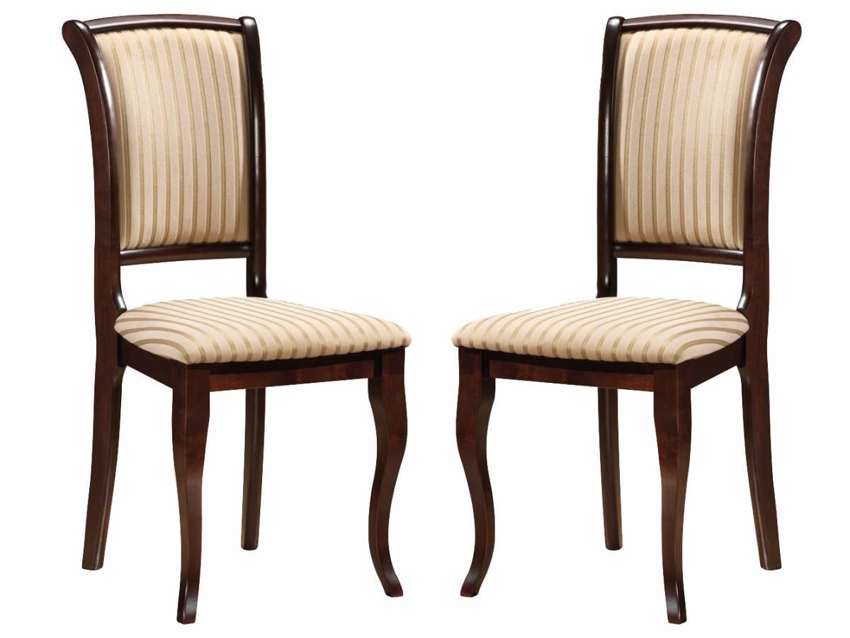 Set 2ks. Jedálenských stoličiek MN-SC c orech * výpredaj