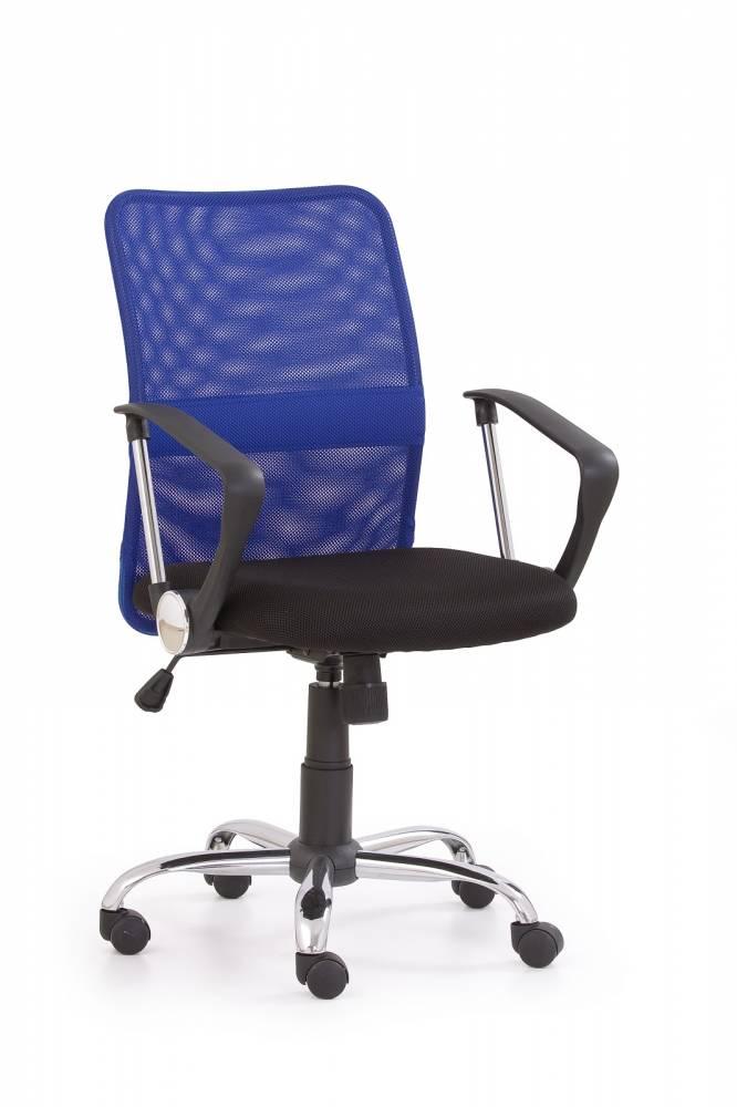 Kancelárska stolička Tony modrá
