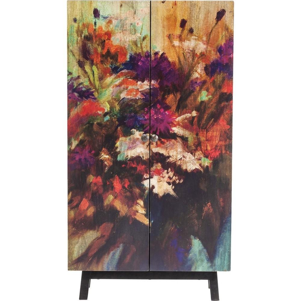 Skriňa Kare Design Fleur, 76 x 140 cm