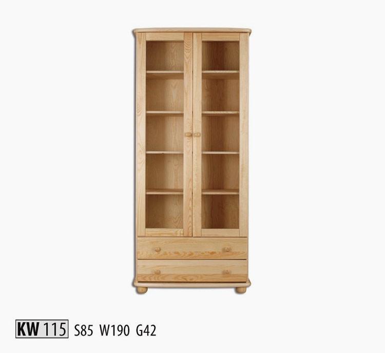KW115 Vitrína