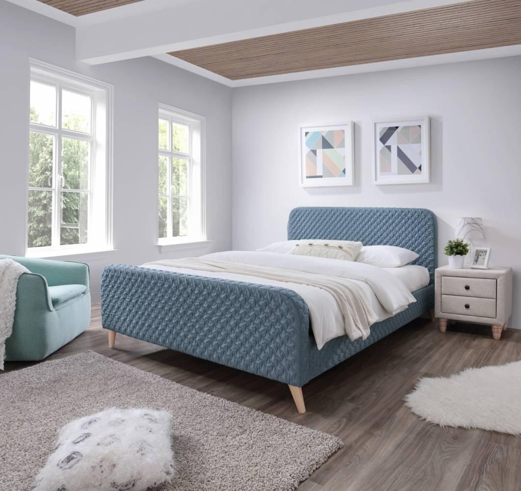 Čalúnená posteľ HUGI 180