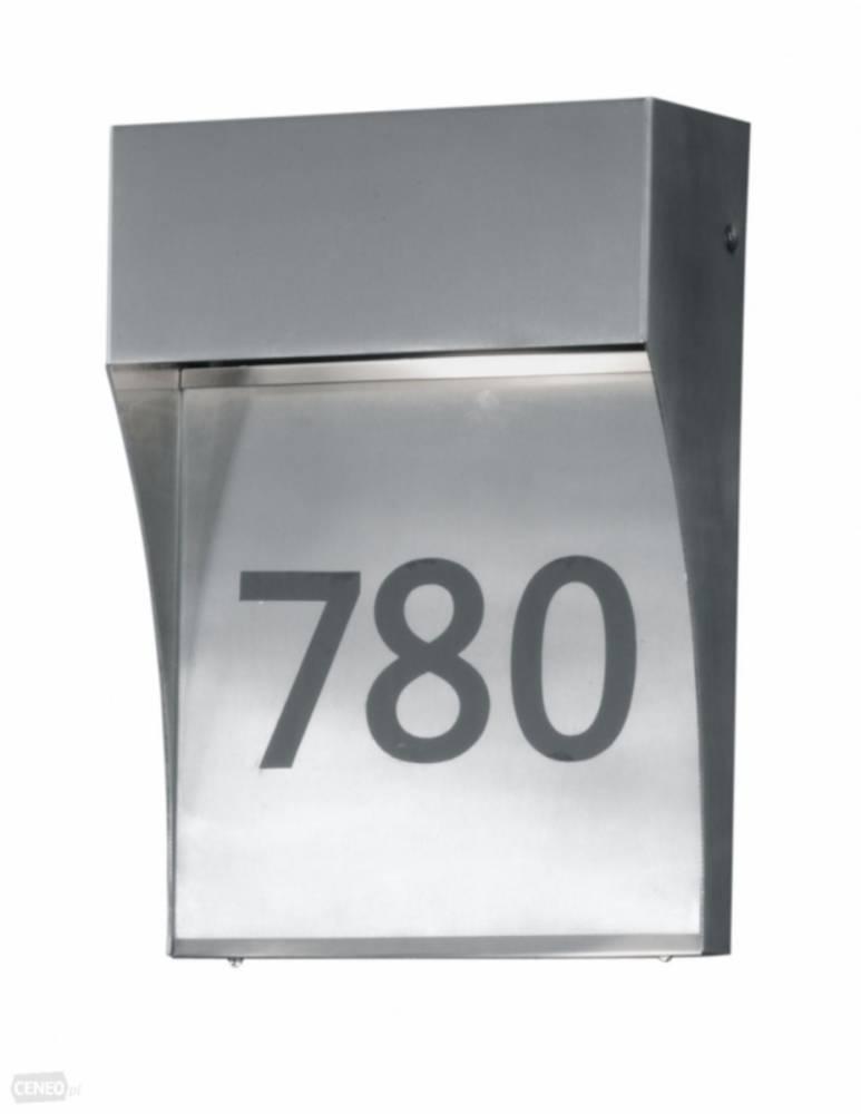 EGLO CINEMA 88059 nástenné svietidlo s číslom domu