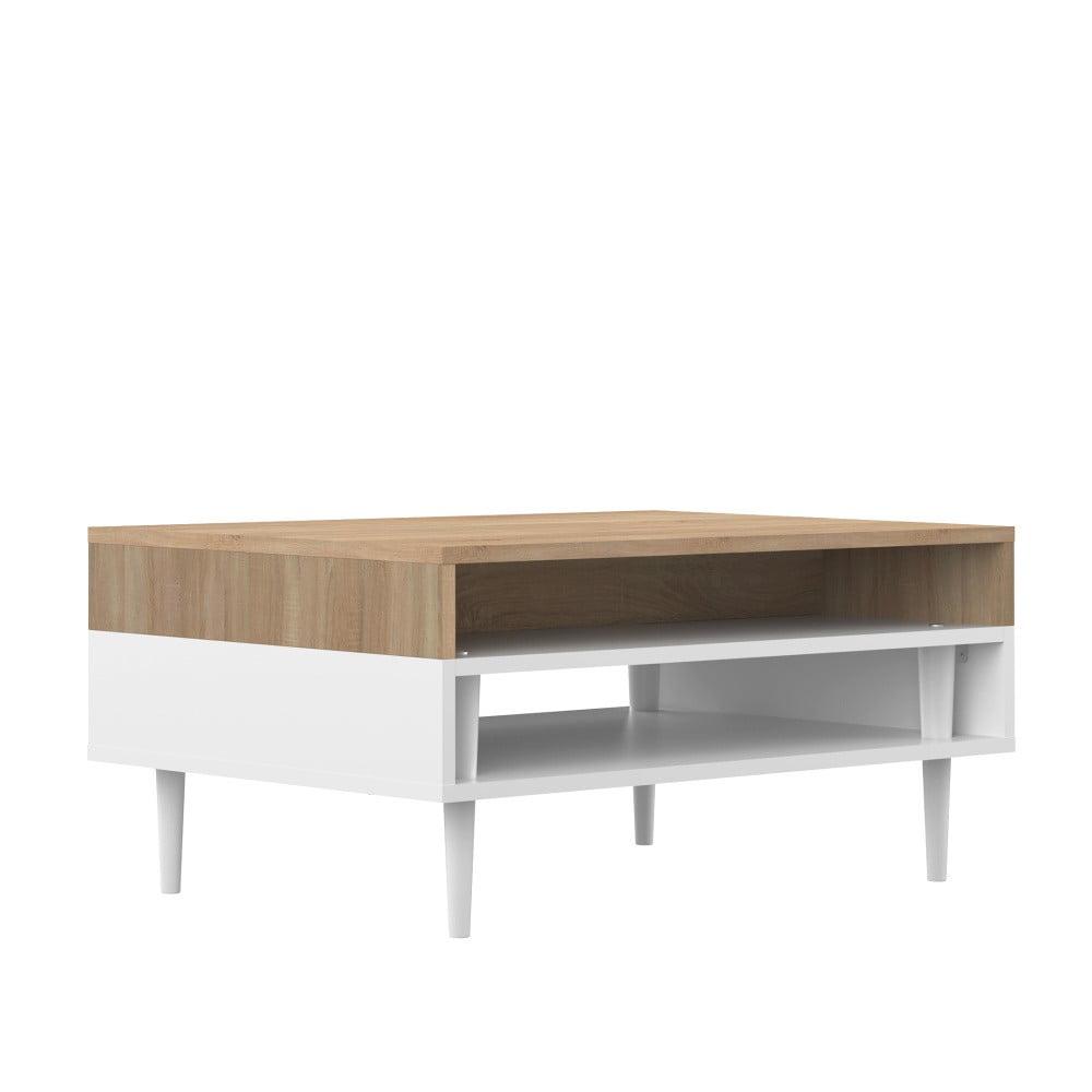 Konferenčný stolík s doskou v dekore duba Symbiosis Horizon