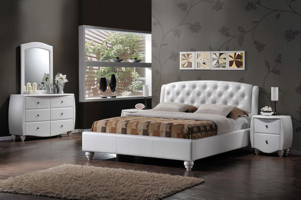 Čalunená posteľ Poenza