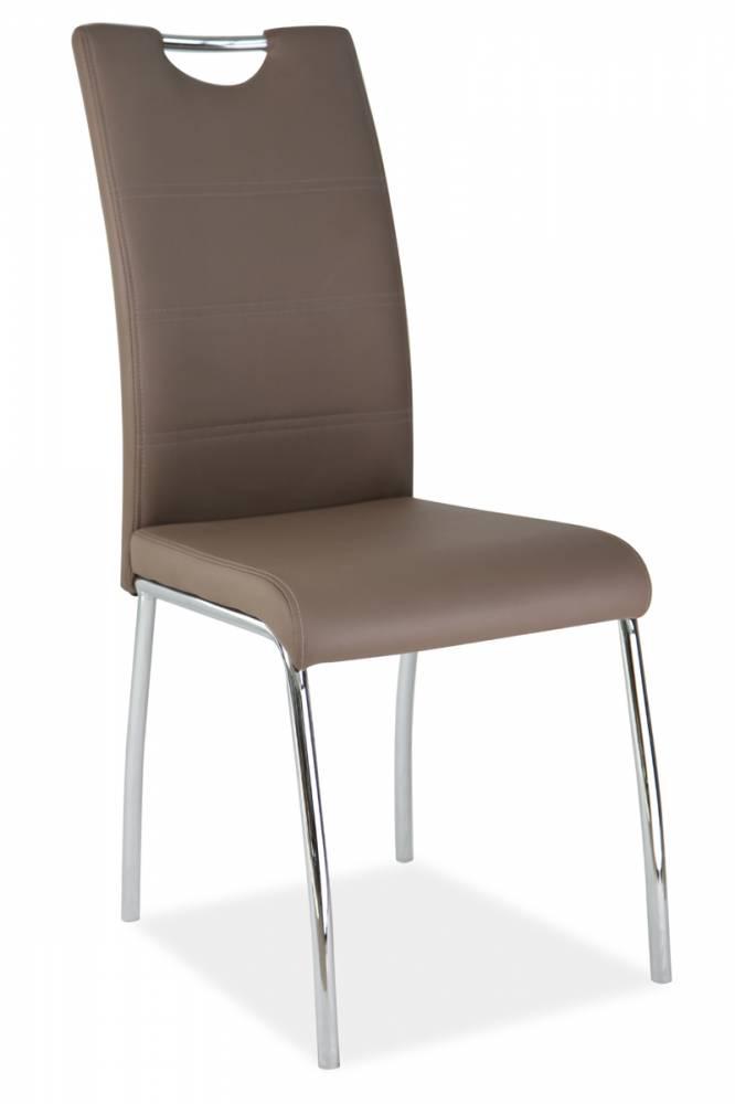HK-822 jedálenská stolička, latte