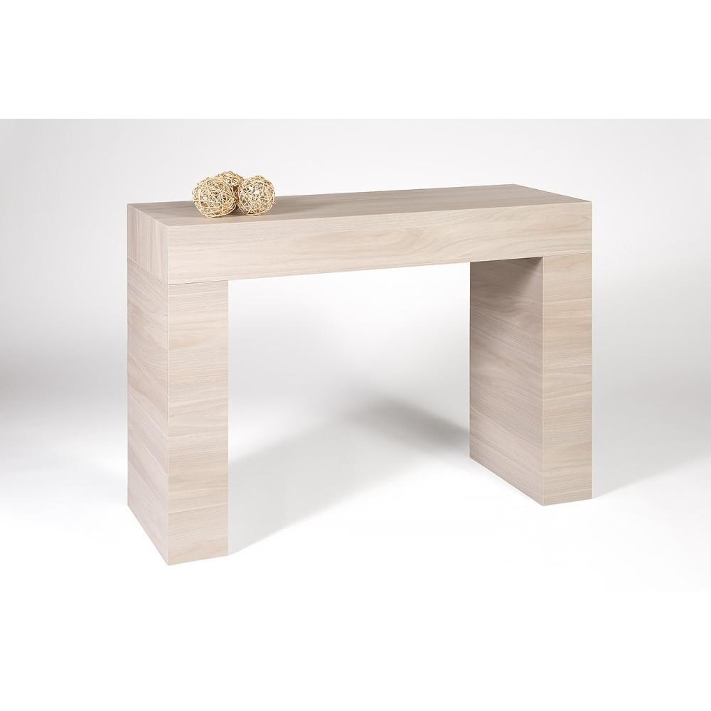 Konzolový stolík v dekore brestu MobiliFiver Evolution