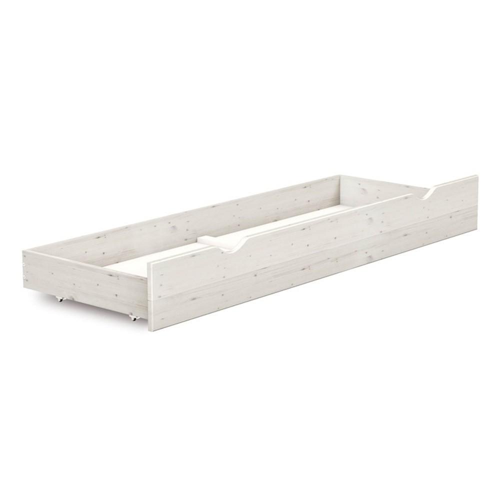Biela zásuvka pod posteľ Faktum Tomi