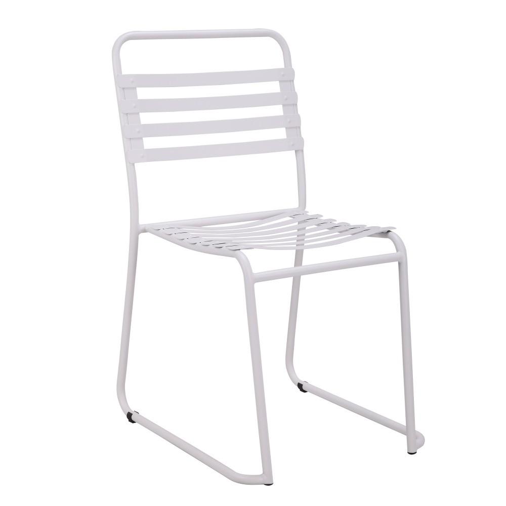 Biela stolička Red Cartel Park