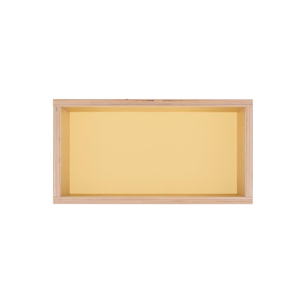 Žltá polička Durbas Style